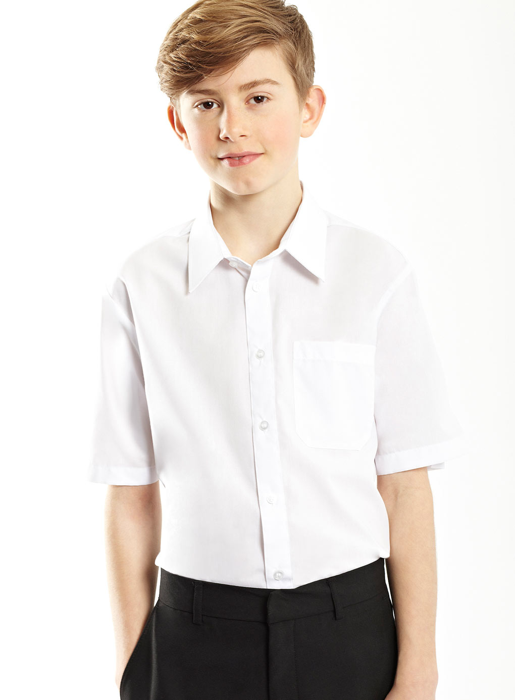 School Shirts Jw Brown Industrial Clothing