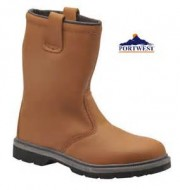 FW12 Tan Lined Rigger Boot