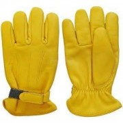 0111DL Lined Drivers Glove