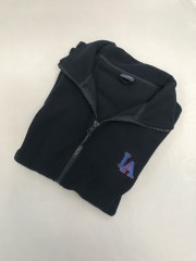LOW11 Navy Classic Fleece