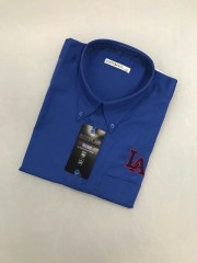 LOW13 Royal Oxford Shirt