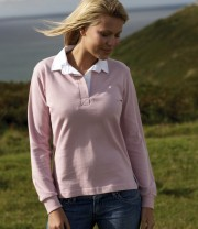 Front Row Ladies Original Rugby Shirt