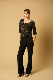 Giselle Bootcut Trousers